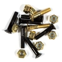 Independent Genuine Parts Phillips Mounting Skateboard Hardware - black/gold