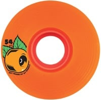 OJ Plain Jane Keyframe Skateboard Wheels - orange (87a)