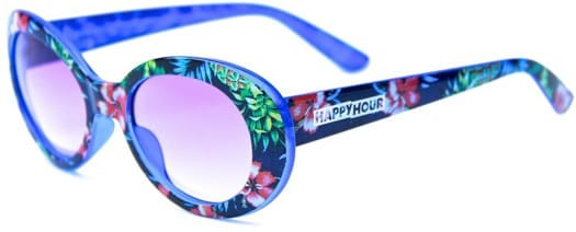 Happy Hour Beach Party Sunglasses - hawaiian - view large