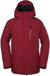 Volcom L Gore-Tex Insulated Jacket 2019 - red