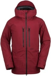 Volcom Guide Gore-Tex Jacket 2019 - burnt red