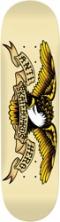 Anti-Hero Classic Eagle 8.62 Skateboard Deck - cream