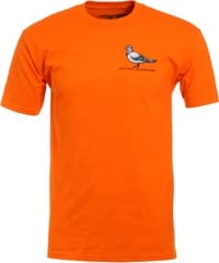 Anti-Hero Lil Pigeon T-Shirt - orange