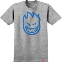 Spitfire Kids Bighead T-Shirt - athletic heather/blue