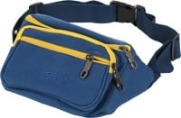 Theories Stamp Day Hip Pack - blue/yellow