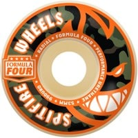 Spitfire Formula Four Radial Skateboard Wheels - covert (99d)
