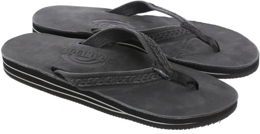Rainbow Sandals Women's Willow Sandals - premier black - view large