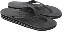 Rainbow Sandals Women's Willow Sandals - premier black