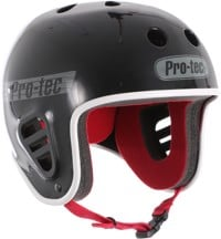 ProTec Full Cut Skate Helmet - gloss black