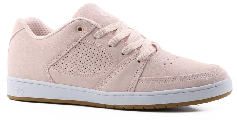 eS Accel Slim Skate Shoes - pink - view large