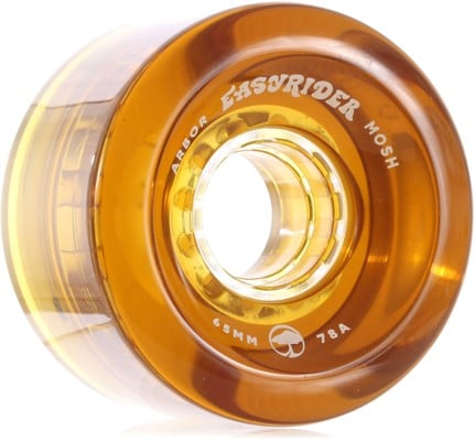 Arbor Mosh Easy Rider Series Longboard Wheels - view large