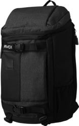 RVCA Voyage Backpack - charcoal heather