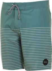 RVCA Curren Boardshorts - pine tree