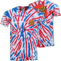 Santa Cruz Classic Dot T-Shirt - union jack