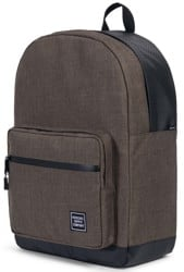 Herschel Supply Pop Quiz Backpack - aspect canteen crosshatch/black