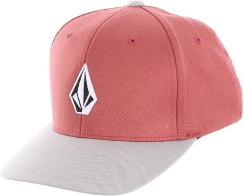 Volcom Full Stone Flexfit Hat - dead rose - view large