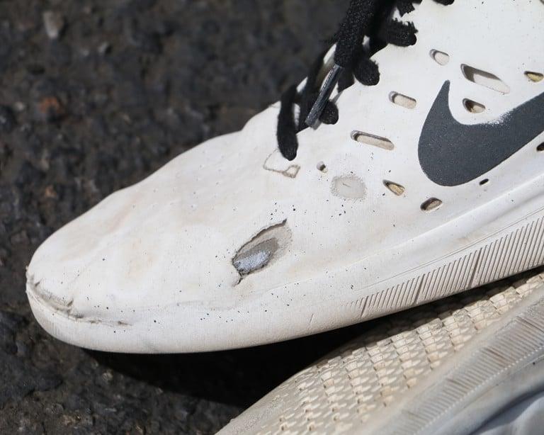 f3c0e108b56a3 Nike SB Nyjah Free Skate Shoes Wear Test Review