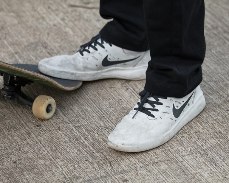 66c8e09ac092 Nike SB Nyjah Free Skate Shoes Wear Test Review