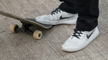 Nike SB Nyjah Free Skate Shoes Wear Test Review