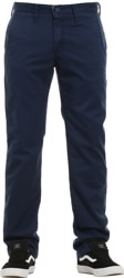 Vans Authentic Chino Stretch Pants - dress blues