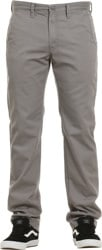 Vans Authentic Chino Stretch Pants - frost grey