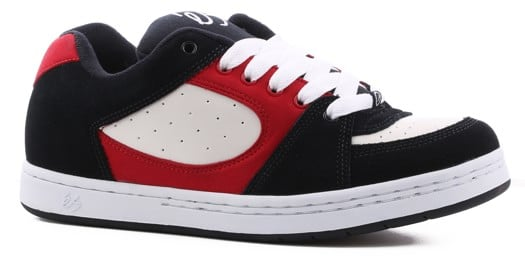 eS Accel OG Skate Shoes - navy/white/red - view large