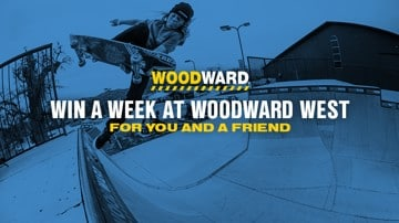 Win A Trip To Woodward
