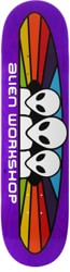 Alien Workshop Spectrum 7.875 Skateboard Deck - purple