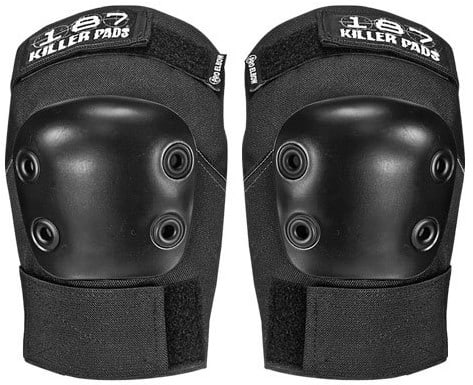 187 Killer Pads Pro Elbow Pad - black - view large