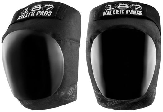 187 Killer Pads Pro Knee Pads - black - view large
