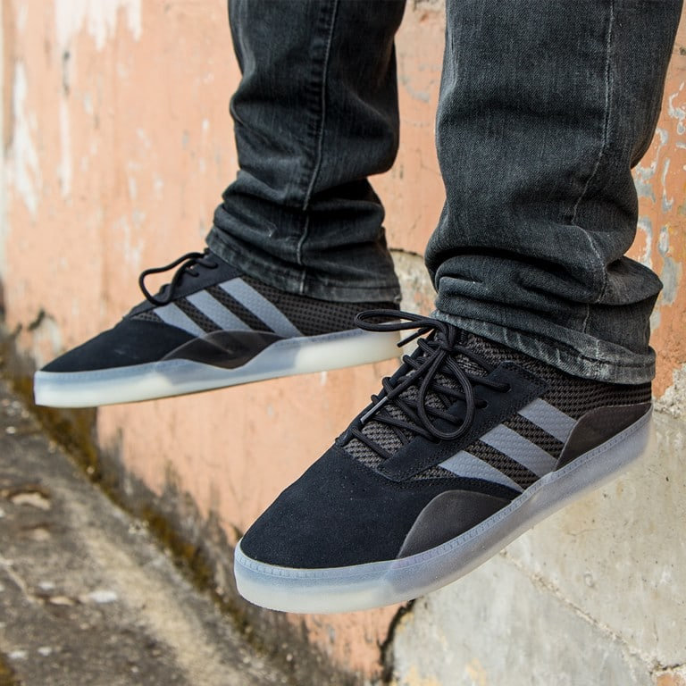 adidas 3ST.001 Skate Shoes Wear Test Review | Tactics