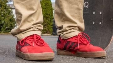 adidas 3ST.001 Skate Shoes Wear Test Review