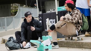 Nike SB Nyjah Free & Team Classic Community Wear Test