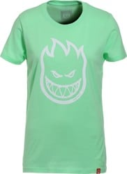 Spitfire Women's Bighead T-Shirt - mint/white