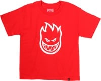 Spitfire Kids Bighead T-Shirt - red/white