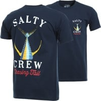 Salty Crew Tailed T-Shirt - navy