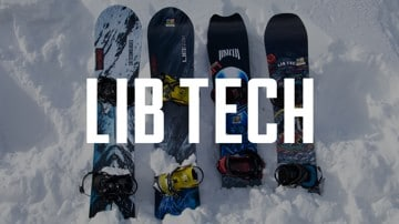 Lib Tech Snowboards 2019 | Rider Reviews