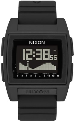 Nixon Base Tide Pro Watch - black - view large