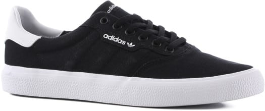 Adidas 3MC Skate Shoes - black/black/white - view large