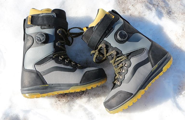 687f47da2f Vans Aura Pro 2019 Snowboard Boot Review