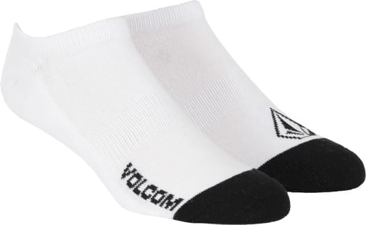 Volcom Stone Ankle Sock 3-Pack - white - view large