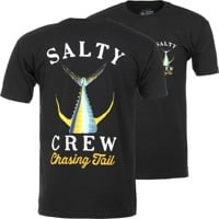 Salty Crew Tailed T-Shirt - black