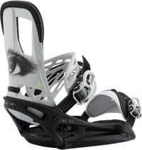 Burton Cartel EST Snowboard Bindings 2019 - all eyez