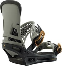 Burton Malavita Snowboard Bindings 2019 - black/gray