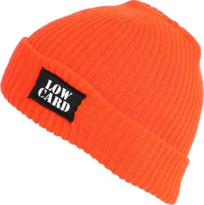 Lowcard Classic Longshoreman Beanie - orange - view large