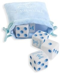 Thrasher Thrasher Dice Set - blue