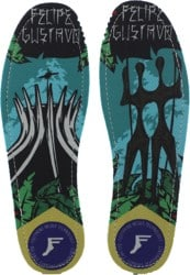 Footprint Kingfoam Flat 5mm Insoles - felipe gustavo brasa