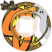 OJ Elite EZ Edge Skateboard Wheels - long beaks (101a)