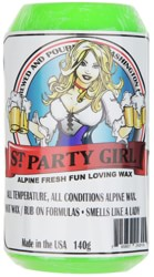 One Ball Jay Party Girl All-Temp Snowboard Wax