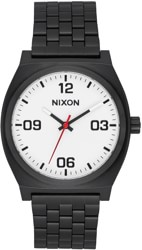 Nixon Time Teller Watch - black/white